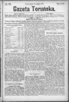 Gazeta Toruńska 1888, R. 22 nr 287
