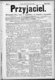Przyjaciel : pismo dla ludu 1888 nr 3