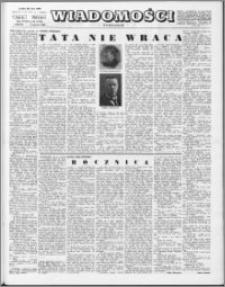 Wiadomości, R. 23 nr 23 (1158), 1968