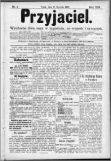 Przyjaciel : pismo dla ludu 1888 nr 4