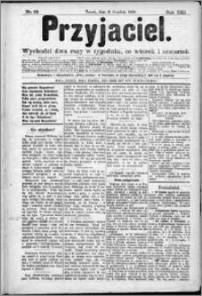 Przyjaciel : pismo dla ludu 1888 nr 99