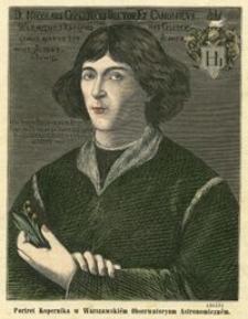Portret Mikołaja Kopernika w Warszawskim Obserwatorium Astronomicznym