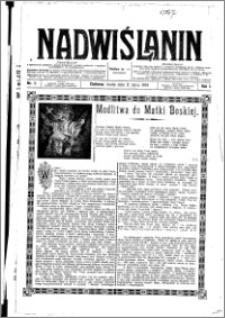 Nadwiślanin. Gazeta Ziemi Chełmińskiej, 1919.07.02 R. 1 nr 2