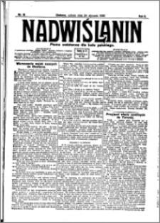 Nadwiślanin. Gazeta Ziemi Chełmińskiej, 1920.24.01 R. 2 nr 19