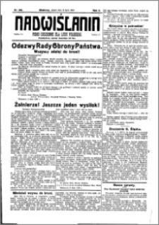 Nadwiślanin. Gazeta Ziemi Chełmińskiej, 1920.07.09 R. 2 nr 155