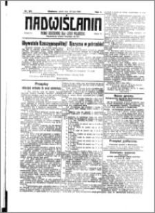 Nadwiślanin. Gazeta Ziemi Chełmińskiej, 1920.07.23 R. 2 nr 167