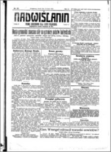 Nadwiślanin. Gazeta Ziemi Chełmińskiej, 1920.07.28 R. 2 nr 171