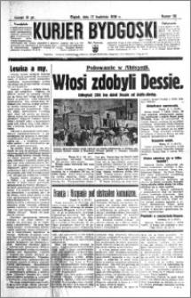 Kurjer Bydgoski 1936.04.17 R.15 nr 90