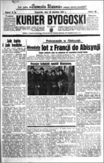 Kurjer Bydgoski 1936.04.30 R.15 nr 101