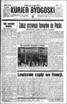 Kurjer Bydgoski 1936.05.09 R.15 nr 109