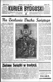 Kurjer Bydgoski 1936.05.31 R.15 nr 127