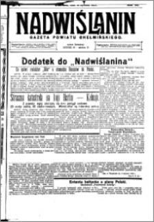 Nadwiślanin. Gazeta Ziemi Chełmińskiej, 1925.01.18 R. 7 nr 6