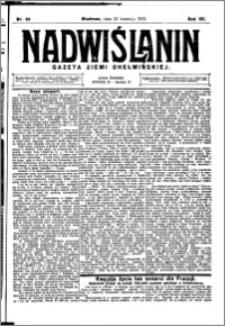 Nadwiślanin. Gazeta Ziemi Chełmińskiej, 1925.04.25 R. 7 nr 33