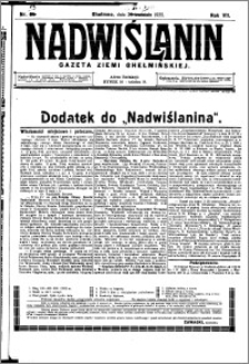 Nadwiślanin. Gazeta Ziemi Chełmińskiej, 1925.05.03 R. 7 nr 35