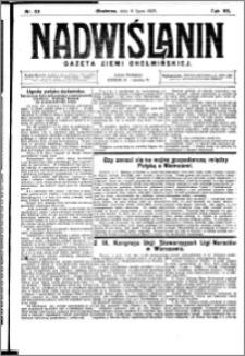 Nadwiślanin. Gazeta Ziemi Chełmińskiej, 1925.07.08 R. 7 nr 53