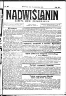 Nadwiślanin. Gazeta Ziemi Chełmińskiej, 1925.10.10 R. 7 nr 80