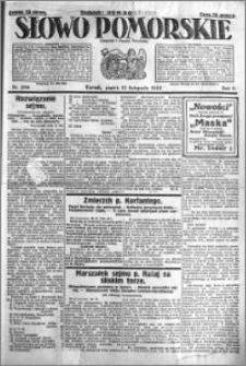 Słowo Pomorskie 1925.11.13 R.5 nr 264