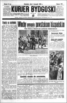 Kurjer Bydgoski 1936.08.02 R.15 nr 178