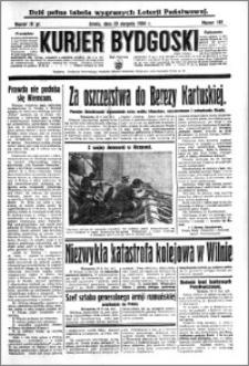 Kurjer Bydgoski 1936.08.19 R.15 nr 191