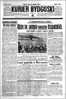 Kurjer Bydgoski 1936.08.29 R.15 nr 200