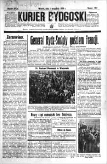 Kurjer Bydgoski 1936.09.01 R.15 nr 202