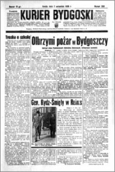 Kurjer Bydgoski 1936.09.02 R.15 nr 203