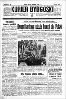 Kurjer Bydgoski 1936.09.09 R.15 nr 209