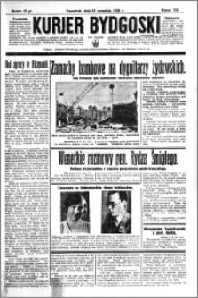 Kurjer Bydgoski 1936.09.10 R.15 nr 210