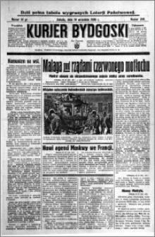 Kurjer Bydgoski 1936.09.19 R.15 nr 218