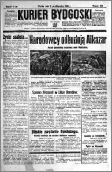 Kurjer Bydgoski 1936.10.02 R.15 nr 229