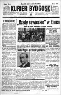 Kurjer Bydgoski 1936.10.08 R.15 nr 234