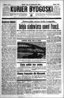 Kurjer Bydgoski 1936.10.17 R.15 nr 242