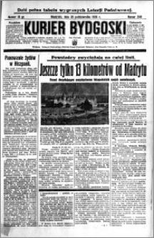 Kurjer Bydgoski 1936.10.25 R.15 nr 249