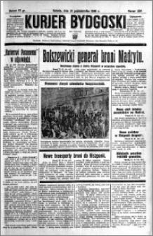 Kurjer Bydgoski 1936.10.31 R.15 nr 254