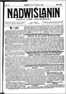 Nadwiślanin. Gazeta Ziemi Chełmińskiej, 1926.01.30 R. 8 nr 9