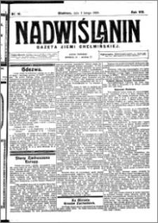 Nadwiślanin. Gazeta Ziemi Chełmińskiej, 1926.02.03 R. 8 nr 10