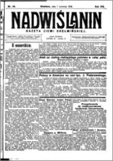 Nadwiślanin. Gazeta Ziemi Chełmińskiej, 1926.04.07 R. 8 nr 28