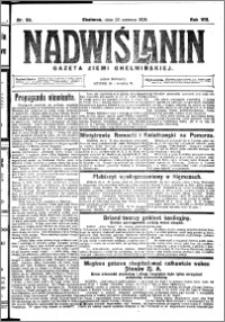 Nadwiślanin. Gazeta Ziemi Chełmińskiej, 1926.06.23 R. 8 nr 50
