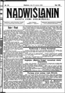 Nadwiślanin. Gazeta Ziemi Chełmińskiej, 1926.06.30 R. 8 nr 52