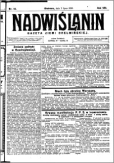 Nadwiślanin. Gazeta Ziemi Chełmińskiej, 1926.07.03 R. 8 nr 53