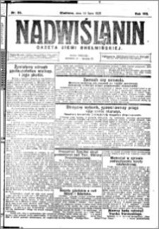Nadwiślanin. Gazeta Ziemi Chełmińskiej, 1926.07.14 R. 8 nr 56