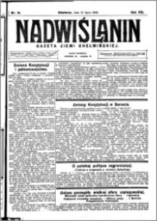 Nadwiślanin. Gazeta Ziemi Chełmińskiej, 1926.07.31 R. 8 nr 61