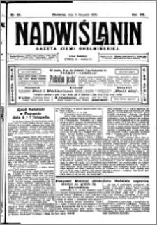 Nadwiślanin. Gazeta Ziemi Chełmińskiej, 1926.11.06 R. 8 nr 89
