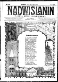 Nadwiślanin. Gazeta Ziemi Chełmińskiej, 1926.12.24 R. 8 nr 103