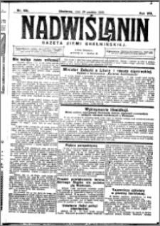 Nadwiślanin. Gazeta Ziemi Chełmińskiej, 1926.12.29 R. 8 nr 104