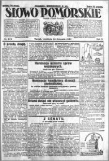 Słowo Pomorskie 1925.11.29 R.5 nr 278