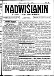Nadwiślanin. Gazeta Ziemi Chełmińskiej, 1927.07.27 R. 9 nr 59