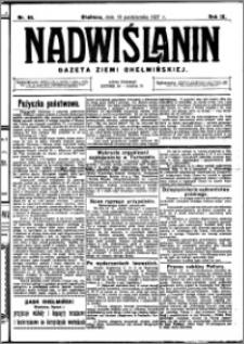 Nadwiślanin. Gazeta Ziemi Chełmińskiej, 1927.10.19 R. 9 nr 83