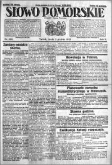 Słowo Pomorskie 1925.12.02 R.5 nr 280