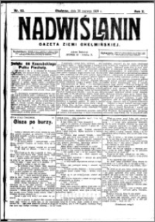 Nadwiślanin. Gazeta Ziemi Chełmińskiej, 1928.06.30 R. 10 nr 52